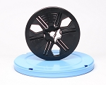 8mm Movie Film Reel & Vented Can Set - 200 ft. Reel and Round Can
